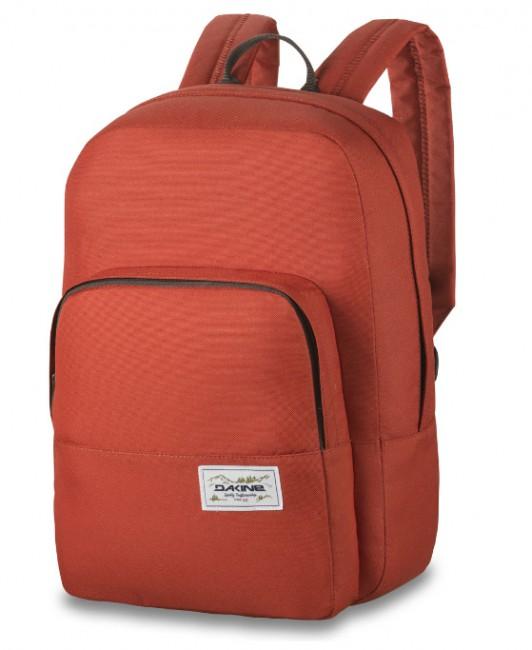 Capitol rygsækken egner sig godt som skoletaske eller ellers til brug i hverdagen.En enkel og funktionel taske med bl.a. stort hovedrum med lomme til laptop, separat organizer lomme, der holder din småting adskilt fra hovedrummet. En rygsæk flere anvendelsesmuligheder.Egenskaber: Lomme til 15 tommer laptop Justerbare og komfortable remme Organizer lomme Volumen: 23 Liter Mål: 46 x 32 x 15 cm Materiale: 600D Polyester