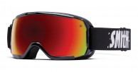 Smith Grom junior skibrille, sort