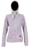 2117 of Sweden Grolanda fleece jakke, damer, lavendel meleret