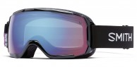 Smith Grom junior skibrille, sort, ignitor