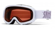 Smith Gambler Air junior skibrille, Hvid