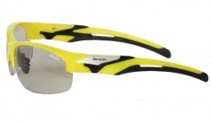 Demon Tour Photochromatic solbriller, lime