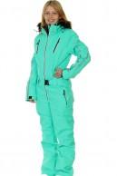 DIEL Ski Spirit heldragt, dame, grøn