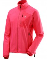 Haglöfs Lizard Jacket Women, pink