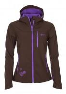Kilpi Elia, softshell jakke, kvinder, brun