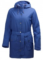 Helly Hansen W Lyness Insulated Coat, lilla