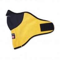 Kama ansigtsmaske, stor, windstopper, gul