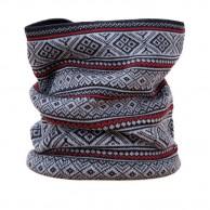Kama halsedisse i merino uld, grå