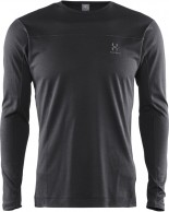 Haglöfs Actives Blend Roundneck Men, sort