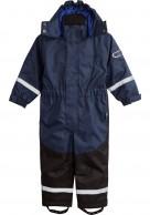 Weather Report Tusi, skidragt/flyverdragt, børn, blå