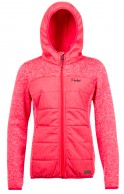 Protest Indras JR, pige fleece jakke, pink