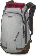 Dakine Heli Pro DLX 24L, grå/brun