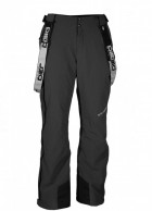 DIEL Laka ski-bukser, mænd, grå meleret