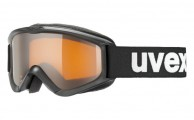 Uvex Speedy Pro, børneskibrille, sort
