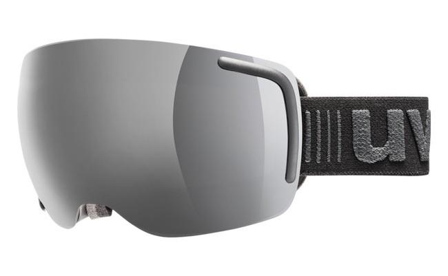 Uvex Big 40 FM skibriller har alt det der betyder noget. Optimalt udsyn og god kontrast, i klart vejr.Linse: Mirror Black/Lasergold Lite S3Andre egenskaber:- Supravision® - Hjelmkompatibel - 100% UVA-, UVB-, UVC beskyttelse - Dobbelt sfærisk linse