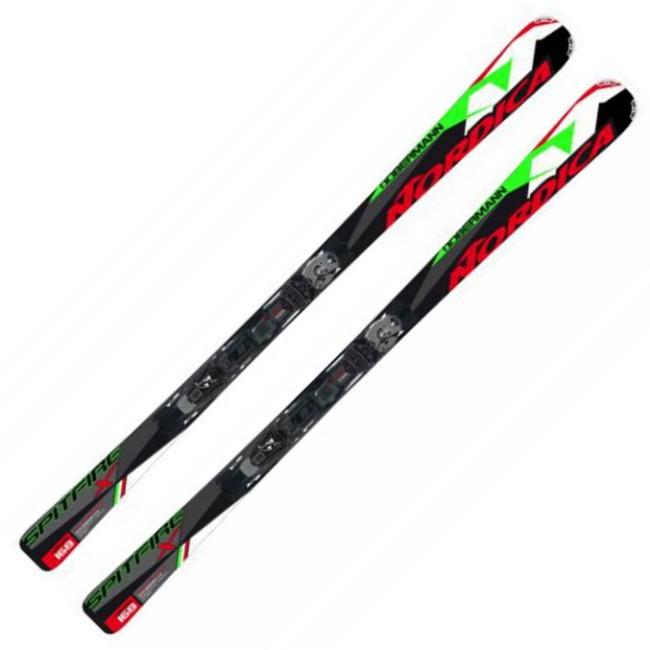 Nordica Dobermann Spitfire CA er den mest alsidige race ski i Nordicas race linie. Stort set alle der prøver denne ski kommer ud af det med en positiv fornemmelse af skien. Med en short turn forski kombineret med en long turn midt og bagski kan man køre stort set alle typer af sving på pisten. Skien kan køres af alle, fra let øvet til øvet, som forventer en stiv ski der udfordrer uden at overstyre i hvert sving. Herre/unisex ski.Niveau. Fra godt øvede til Expert løbere.Sidecut: 122,5-72-105,5Svingradius: 14 meter (v. 168 cm).Binding: N ADV P.R. EVOInkl. binding og montering af denneOBS Levering:- Skiene sendes med GLS, hvilket tager 1-3 hverdage. Vær opmærksom på, at