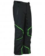 DIEL Axel ski-bukser, mænd, sort/grøn