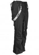 DIEL Andy ski-bukser, mænd, sort