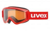 Uvex Speedy Pro, børneskibrille, rød