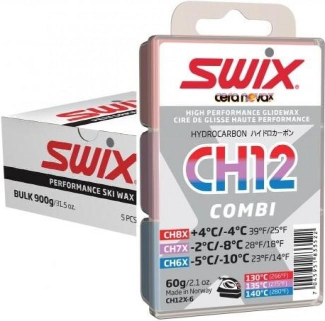 Kombipakke med forskellige højkvalitetsvokse til koldt og varm vejr. Indeholder: 2x180g CH51x180g CH6X1x180g CH7X1x180g CH8XPerfekt pakke til dig der skal klargøre flere par ski.