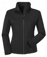 Schöffel Avignon, fleece skitrøje, sort