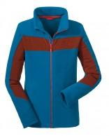 Schöffel Lugano Fleece Jacket til børn og junior, blå