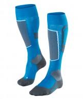 Falke SK4 Wool skistrømper, mænd, blå