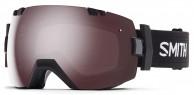 Smith I/OX skibrille, Black/Ignitor Mirror