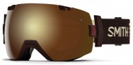 Smith I/OX skibrille, Sunset/Gold Sol-X Mirror