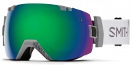 Smith I/OX skibrille, Wise Id/Green Sol-X Mirror