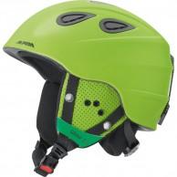 Alpina Grap 2.0, skihjelm, Mat Grøn