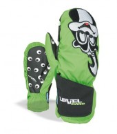 Level Animal Mitt, lime