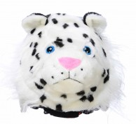 CrazeeHeads hjelmcover, Zippy The Snow Leopard