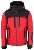Kilpi Hastar, skijakke til mænd, rød
