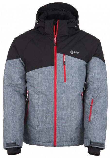Kilpi Oliver, skijakke til mænd, mørk grå