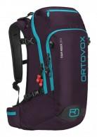 Ortovox Tour Rider 28 S, Tur/ski rygsæk, aubergine