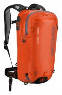 Ortovox Ascent 22 ABS AVABAG, orange