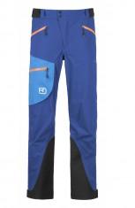 Ortovox Merino Hardshell 3L La Grave pants M, blå