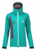 Ortovox Merino Hardshell 3L Alagna Jacket W, grøn