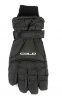Cold Force Glove JR, junior skihandsker, sort