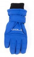 Cold Force Glove JR, junior skihandsker, blå