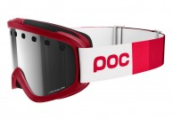 POC Iris Stripes, Glucose Red, Bronze Silver Mirror