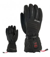 Lenz Heat Gloves 3.0 Women, Startersæt, sort