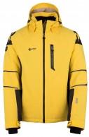 Kilpi Carpo-M, skijakke til mænd, gul