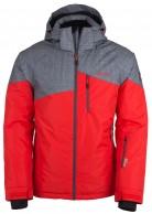 Kilpi Oliver, skijakke til mænd, rød