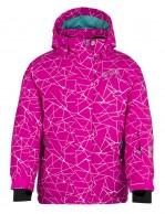 Kilpi Niesko JG junior pige skijakke, pink
