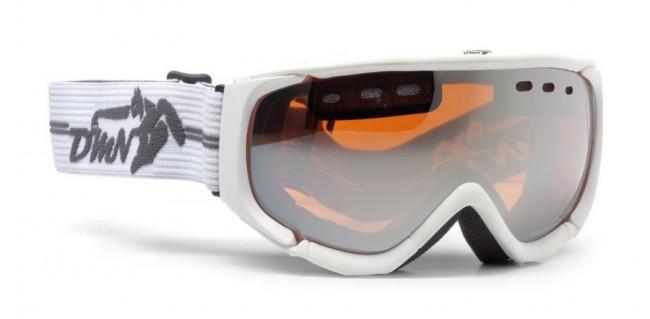 Den kendte og testvindende Matrix skibrille her med polariseret linse i suveræn optisk kvalitet og et lækkert design fra italienske Demon Occhiali. Passer rigtig godt med hjelm, da remmen er
