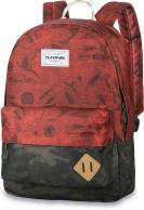Dakine 365 Pack 21L, rød/grøn