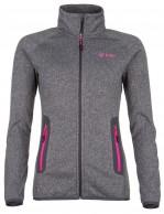 Kilpi Eris-W fleece jakke, dame, grå