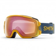 Smith Vice skibrille, Mustard Conditions/Red Sensor Mirror